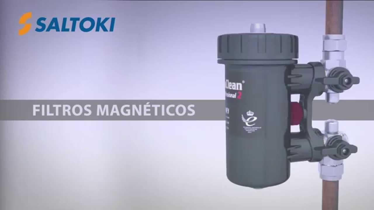 Filtros magn ticos para sistemas de calefacci n youtube - Sistemas de calefaccion ...