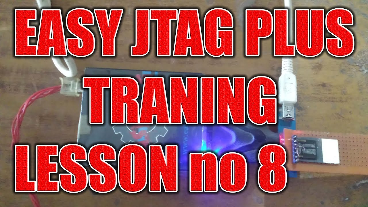 EASY JTAG TRANNING LESSON NO8 QUALCOMM HUAWEI DEAD BOOT REPAIRE