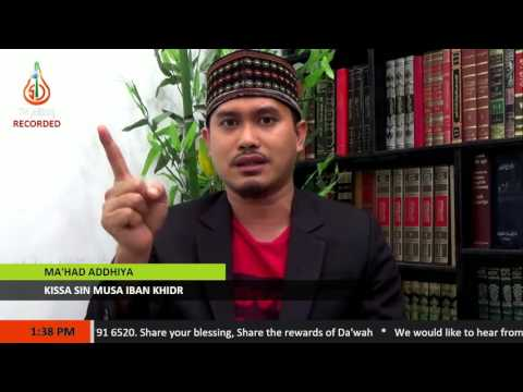 Vdyoutube Download Video Kissa Sin Musa Iban Khidr Sheikh Hayder Buddin Tausug