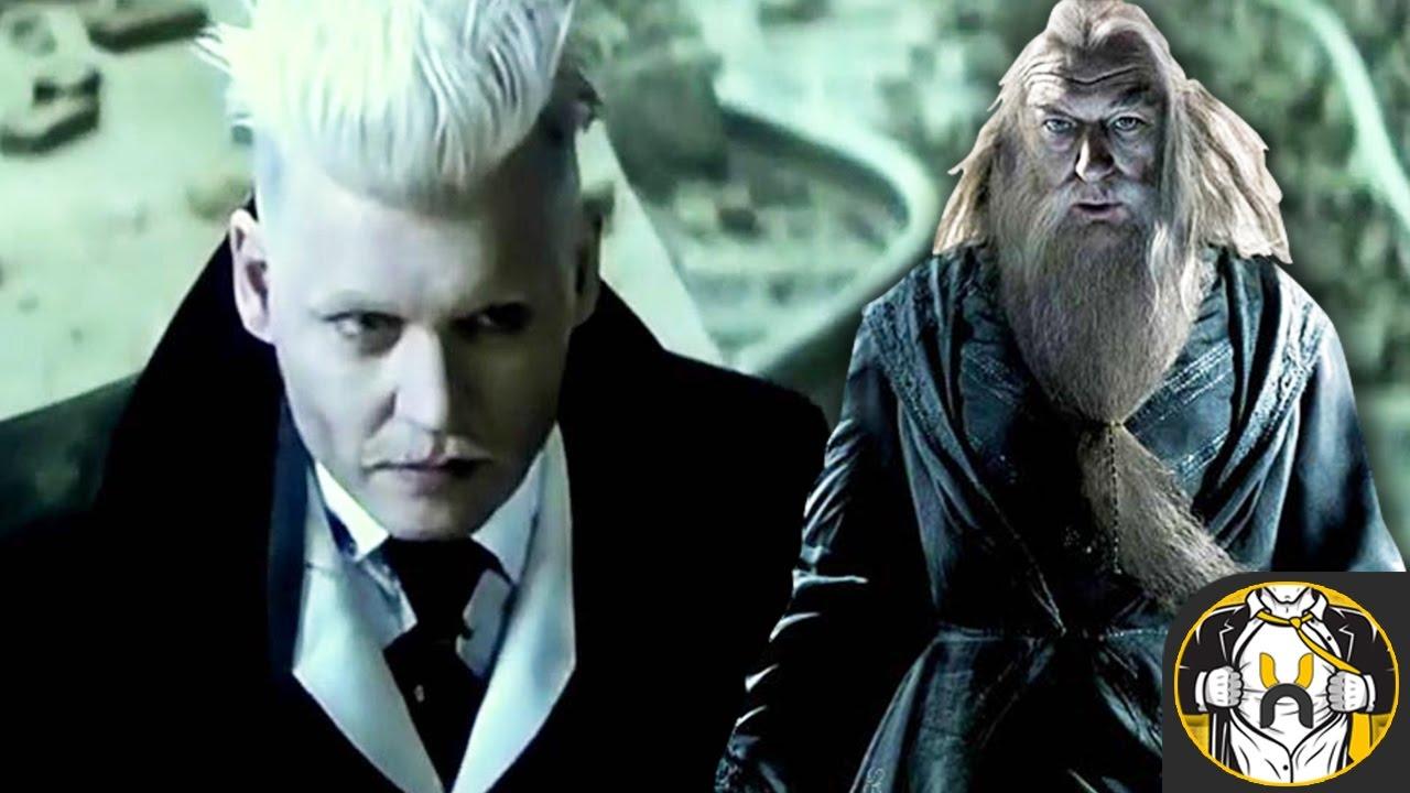Grindelwald Fantastic Beasts