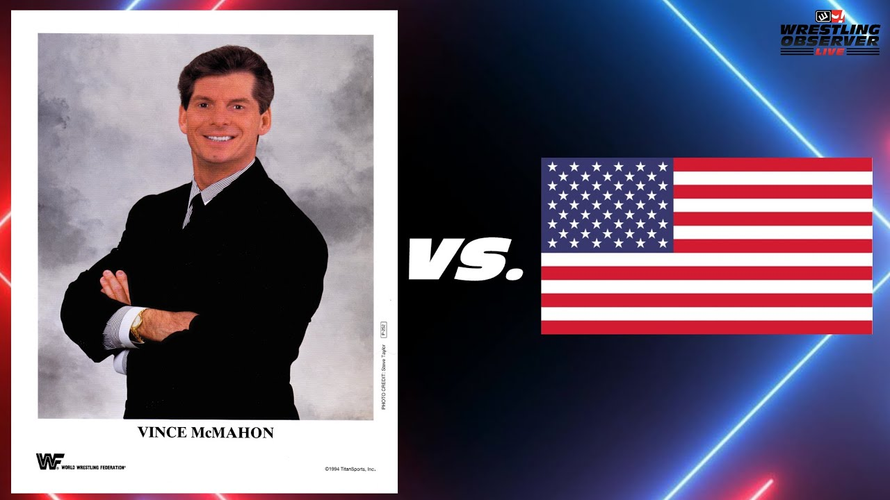 WWE developing United States of America vs. Vince McMahon series: Wrestling Observer Live