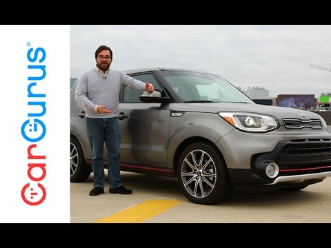 2017 Kia Soul | CarGurus Test Drive Review