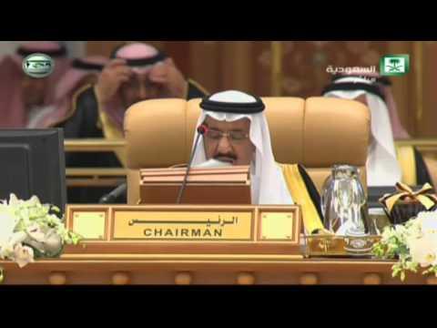 خادم الحرمين يلقي كلمة افتتاح القمة الرابعة للدول العربية ودول جنوب أمريكا