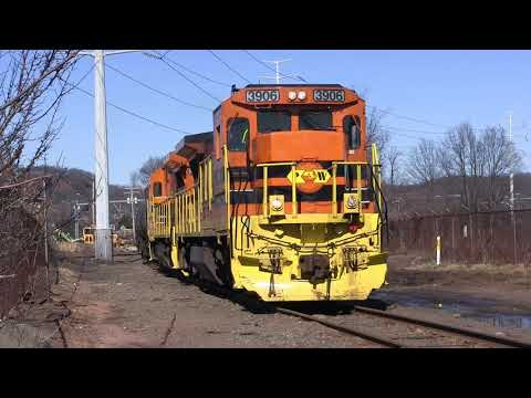 Southern Connecticut Freights 02 27 2018