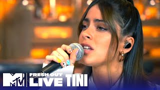 "TINI Performs ""Un Beso en Madrid"" 