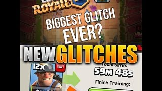 Top 10 Glitches in Clash Royal & Clash Of Clans 2017