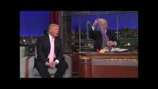David Letterman Exposes Donald Trump