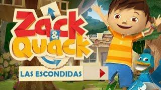 Zack y Quack - Las Escondidas - Hide and Seek Game
