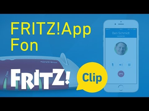 FRITZ! Clip – FRITZ!App Fon
