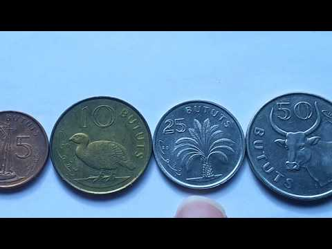 Coins of The Gambia