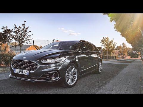 Ford Mondeo SW, La Plus Familiale Des Hybrides Pour Les Vacances