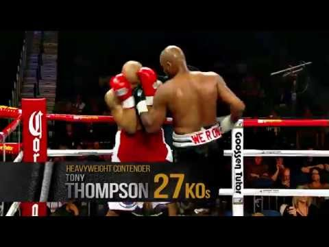 Thompson vs Scott   Rhodes vs Lipinets PBC on Bounce Preview - Oct. 30, 2015