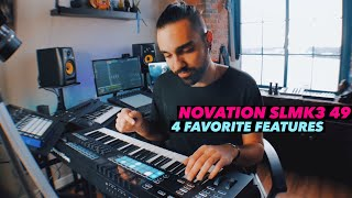 NOVATION SL MKIII 49 | Four Favorite Features