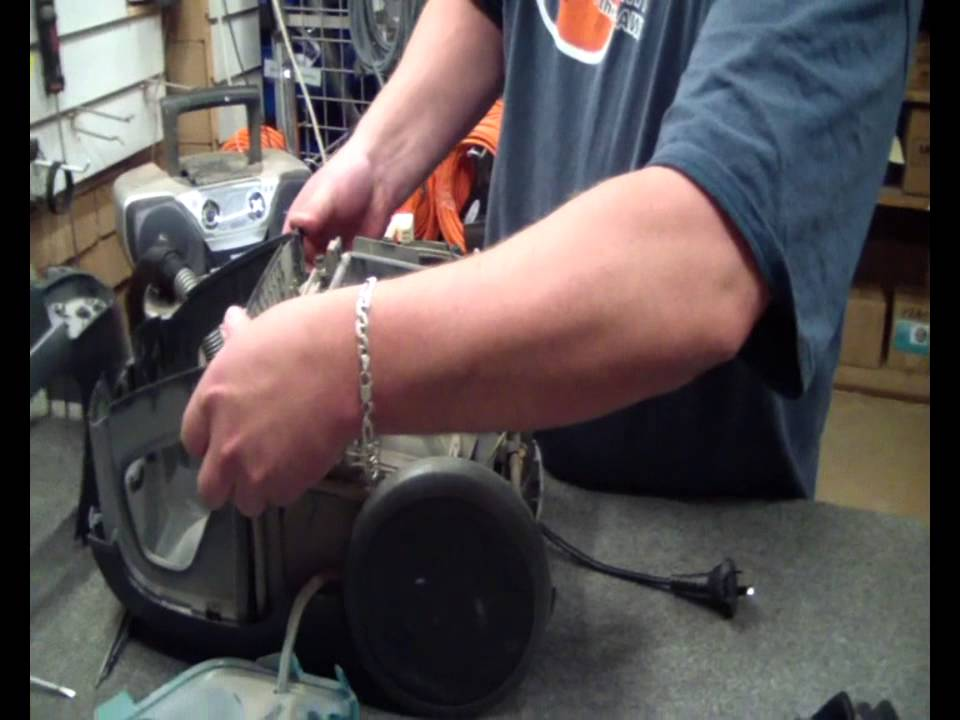 Electrolux Ultra Active Motor Repair12  YouTube