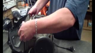 пылесос Electrolux Zufparkett ремонт