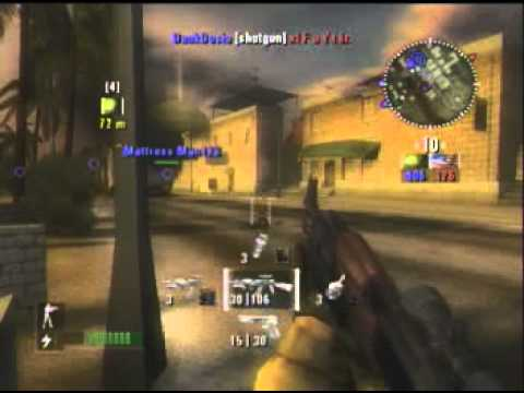 Battlefield 2 Modern Combat Gameplay Backstab Youtube