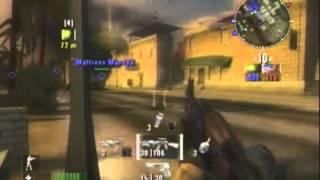 Battlefield 2: Modern Combat gameplay: Backstab
