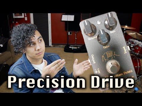 XTS Precision Overdrive