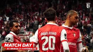 Video Gol Pertandingan Sporting Braga vs Vitoria Guimaraes