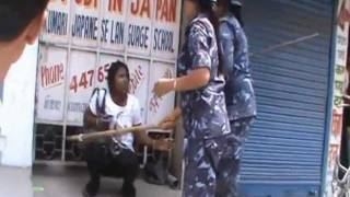 WOMEN HUMAN RIGHTS DEFENDERS THRASED AND DETAINED
