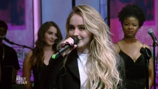 "Sabrina Carpenter Talks About the Meaning Behind Her Song ""Sue Me"""