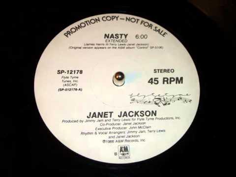Janet Jackson Nasty Extended