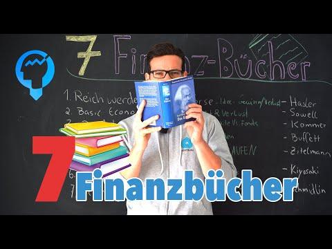 Diese 7 Finanzbücher musst du lesen