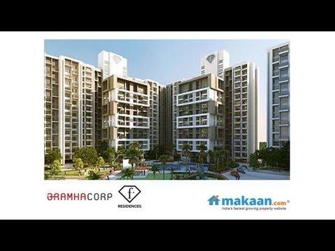 F-Residences, Kalyani Nagar, Pune, Residential Apartments
