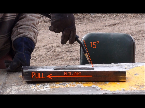 How To Weld With A Harbor Freight Flux Core Welder