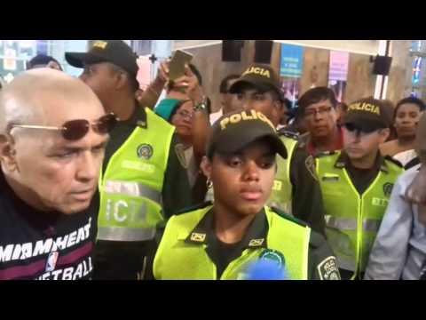 Sepelio Edgar Perea - 12 de abril 2016 - Barranquilla - Colombia