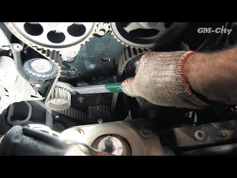 Замена ГРМ на Chevrolet Lacetti