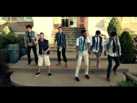 Justin Bieber-Boyfriend   The Brat Pack   8 Count Dance mirror