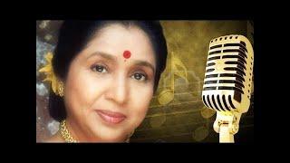 Tu Ruta Toh Main -  Asha Bhosle & Amit Kumar (Remastered)
