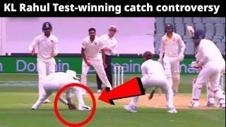WATCH KL Rahul`s Adelaide Test match-winning Controversial catch I NEGA NEWS CRICKET