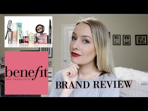 Benefit Cosmetics | Full Brand Review