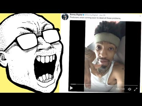 Should There Be A Music Producer's Union? (Sonny Digital Response)