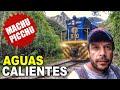 MOCHILÃO NO PERU 06 - FUI PRA CIDADE DE AGUAS CALIENTES CAMINHANDO | FOI TENSO | Aguas Calientes