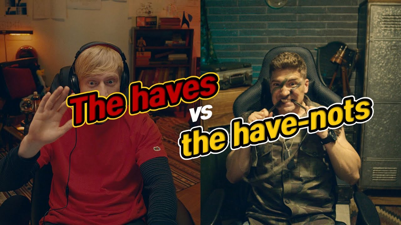 [LG UltraGear Gaming Monitor Nano IPS 1ms] The Haves and the Have-nots  (Teaser)