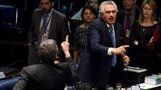 Começa o julgamento de Dilma no Senado