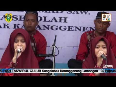 6  El Hasanudin Fesban MA Tanwirul Qulub Sungelebak Lamongan. Mp3