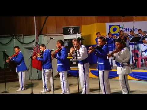 Finale - Tonga Inter-College Brass Band Festival 2015