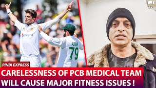 PCB Medical Team will cause Major Fitness Issues! | Shoaib Akhtar | SP1N