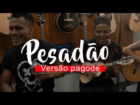 IZA - Pesadão feat. Marcelo Falcão (COVER) GRUPO CASO A PARTE