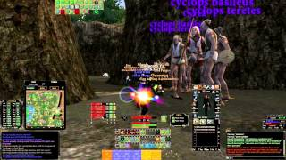 [Ep#8] Dark Age of Camelot in 2016 - Level 46 Artifact encounter (Trial of Atlantis)