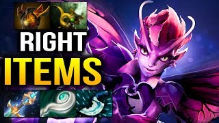 Storming in Pub Party with 25 Kills Dark Willow Inyourdream Dota 2 7.11