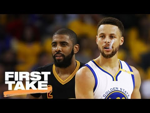 Kyrie Irving Or Steph Curry: Who's Better? | First Take | June 5, 2017