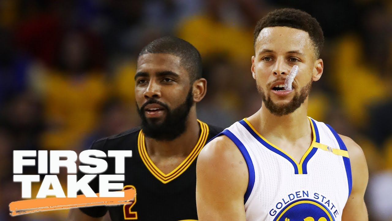 e382520d6c3 Kyrie Irving Or Steph Curry  Who s Better