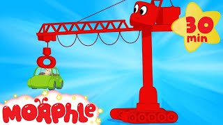 My Red Crane - My Magic Pet Morphle Compilation For Kids