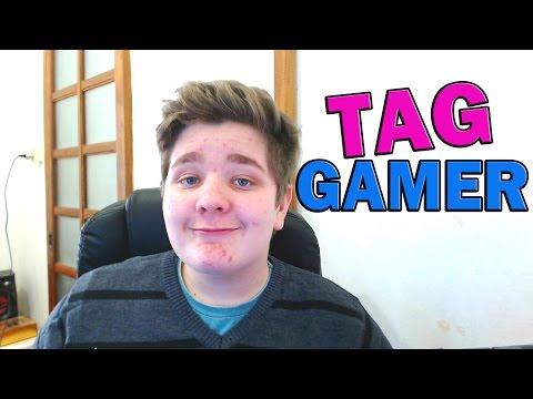 TAG GAMER - 7 Perguntas sobre GAMES