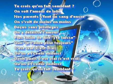 Dry - On fait pas semblant (ft.Dr Beriz) Paroles
